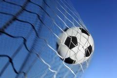 calcio della sfera Fotografia Stock Libera da Diritti