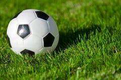calcio della sfera Fotografie Stock