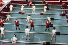 Calcio della Tabella Fotografia Stock