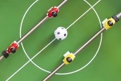 calcio della tavola Fotografie Stock