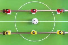 calcio della tavola Immagine Stock