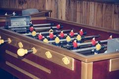 Calcio della tavola di ??? fotografie stock