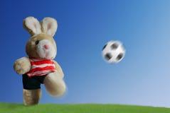 Calcio di calcio Fotografia Stock