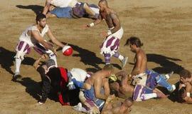 Calcio Storico Fiorentino Imagem de Stock Royalty Free