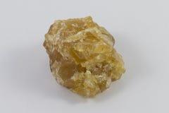Calcite μεγάλο χοντρό κομμάτι Στοκ Φωτογραφίες