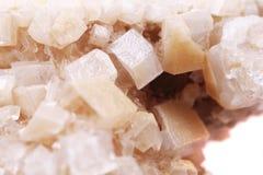 Calcite ορυκτή σύσταση Στοκ Εικόνες