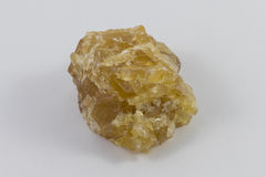 Calcite Large Chunk. A beautiful chunk of Calcite stock photos