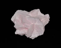 Calcite manganese Stock Photo