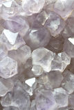 Calcite mine with crystal. Background in crystal and shape of calcite mine, shown as beautiful and featured color, pattern and texture Royalty Free Stock Images