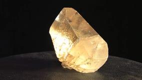 Calcite, pyrite stock video