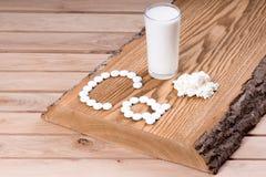 calcium Royaltyfria Foton