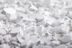 Calcium Chloride Flakes Stock Photos