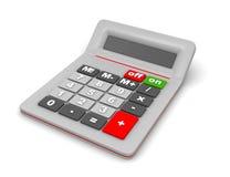 Calcolatore illustrazione di stock