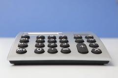 Calcolatore da tavolino, primo piano Fotografia Stock Libera da Diritti