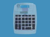 Calcolatore dei raggi x Immagini Stock Libere da Diritti
