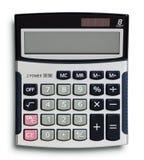 Calcolatore di affari fotografia stock