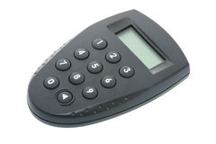 Calcolatore di codice di Pin Fotografia Stock Libera da Diritti