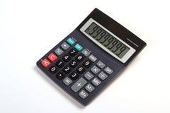 Calcolatore nero   Fotografia Stock Libera da Diritti