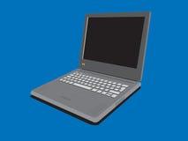 Calcolatore portatile illustrazione vettoriale