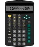 Calcolatore scientifico Immagine Stock