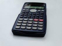 Calcolatore scientifico isolato fotografia stock
