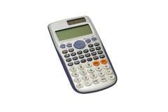 Calcolatore scientifico isolato con il percorso di ritaglio Immagine Stock