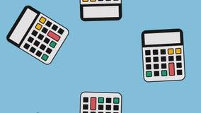 Calcolatori che cadono HD royalty illustrazione gratis