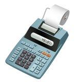 Calcolatrice elettronica Immagini Stock