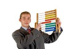 Calcoli Fotografie Stock