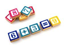 Calcoli Fotografie Stock Libere da Diritti