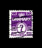 Calcoli il tipo di Wave, il wmk 2, serie, circa 1930 Fotografia Stock Libera da Diritti