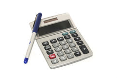 Calcul Images stock