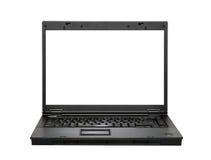 Calcul d'ordinateur portatif Photographie stock libre de droits