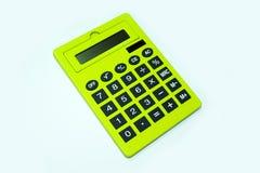 Calculadora fotografia de stock