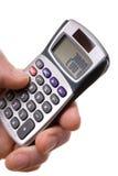 Calculadora 2007 Fotografía de archivo