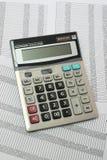 Calculadora Imagens de Stock