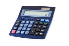 Calculadora Foto de archivo libre de regalías