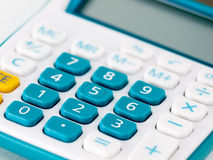 Calculadora 01 Imagens de Stock Royalty Free