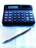 Calculadora Foto de Stock