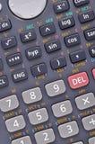 Calculadora científica Imagens de Stock