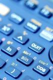 Calculadora científica imagem de stock