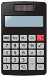 Calculadora de bolsillo Imagenes de archivo
