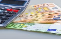 Calculadora de bolso Imagem de Stock Royalty Free