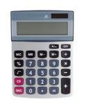 Calculadora de Digitas Fotografia de Stock Royalty Free