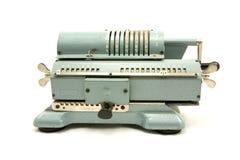 calculadora de la vendimia Imagenes de archivo