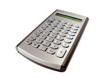 Calculadora de plata Fotografía de archivo libre de regalías