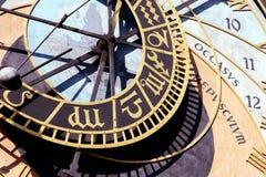Calculadora del tiempo Imagen de archivo libre de regalías