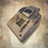 Calculadora del vintage fotos de archivo libres de regalías