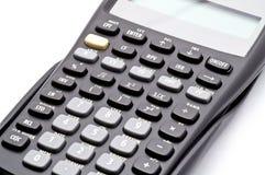 Calculadora do TI fotografia de stock royalty free