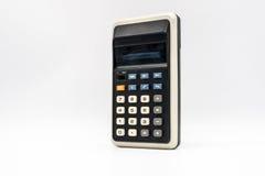 Calculadora 2 do vintage Imagem de Stock